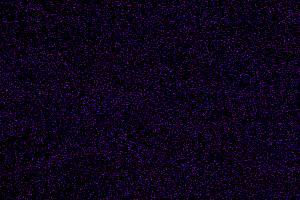 蓝色灰烬碎屑颗粒动态翻滚js动画