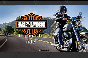 HTML5响应式焦点轮播大图