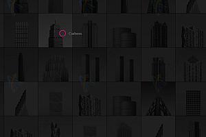 多种炫酷图片单击弹出遮罩层显示大图js特效插件