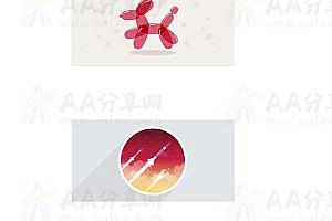 鼠标悬浮经过图片出现线条边框动画效果js插件