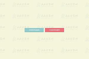 鼠标经过纯CSS3实现卡片式3D翻转动画特效