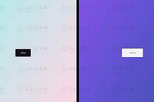 点击表单按钮多种炫酷动态粒子动画js效果