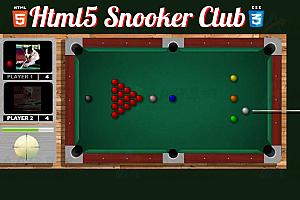 HTML5 CSS3桌球在线小游戏源码下载