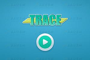 HTML5一笔连画在线益智小游戏特效代码