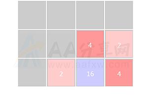 jQuery简单好玩2048数字拼撞小游戏特效代码