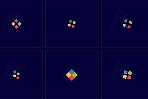 纯CSS3实现多款炫酷加载中特效动画代码