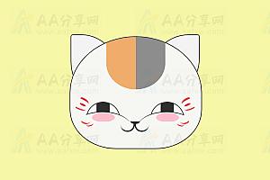 纯CSS3实现动态小猫咪HTML5动画效果