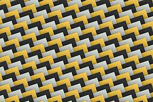多彩积木方块随机方向无限循环canvas特效背景动画