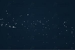 炫酷星星粒子动画跟随鼠标晃动canvas特效