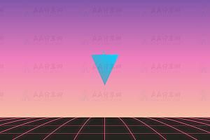 动态折纸坐标锥形曲线跑道canvas特效动画代码