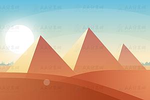 SVG绘制日出日落光晕js特效动画