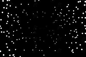 HTML5黑洞吸附周边粒子canvas特效动画