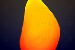 动态水滴状火焰js特效动画