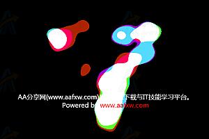 纯CSS实现多彩水滴聚合分散特效动画