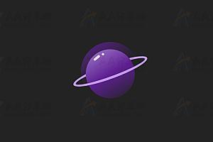 纯CSS实现宇宙星系环绕特效动画