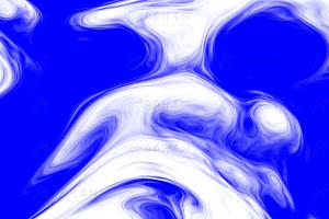 创意抽象派水墨油污动态扩散状canvas特效动画