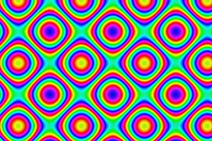 幻彩方形圆圈动态变化缩放结合js动画
