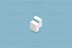 纯CSS实现3D立方体方块动态变化加载中特效动画